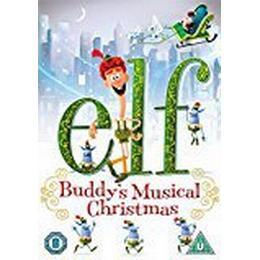 Elf - Buddy's Musical Christmas [DVD] [2015]